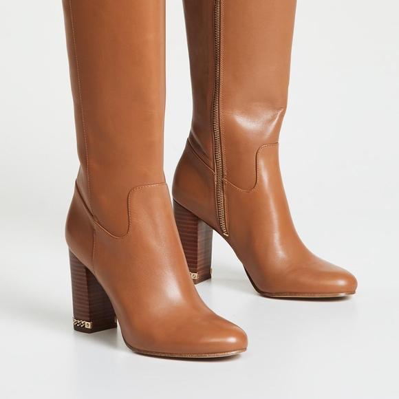 Michael Kors Walker Tall Boots 8m